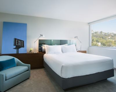 2-Bedroom Suite at Andaz West Hollywood by Suiteness - West Hollywood