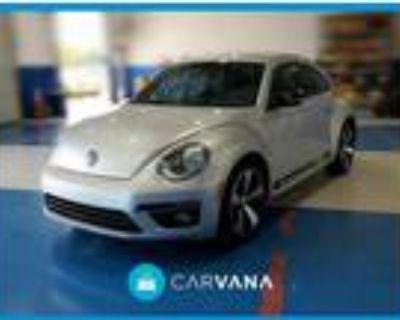 2014 Volkswagen Beetle Silver, 81K miles