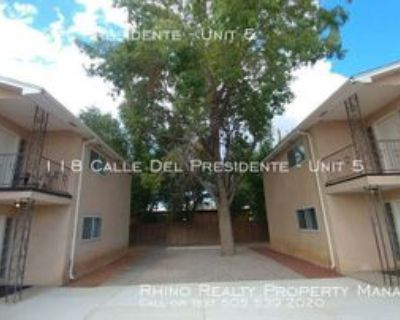118 Calle Del Presidente #5, Bernalillo, NM 87004 2 Bedroom Apartment