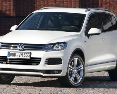 2014 Volkswagen Touareg TDI Lux