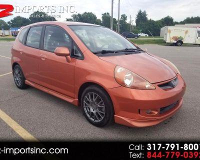 Used 2008 Honda Fit Sport 5-Speed MT