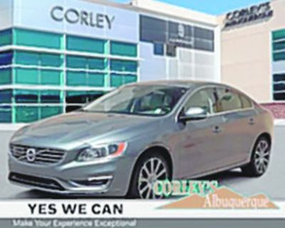 VOLVO 2018 S60 Inscription T5 Platinum Sedan, Automatic with Geartronic, Front Wheel...