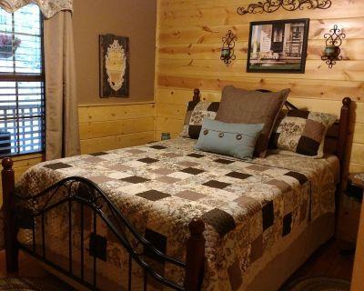 Queen Bed & Queen Memory foam mattress
