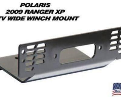 Atv Winch Mount Polaris 2010-2013 800 Full Size Ranger 4x4 Crew (wide)-100764