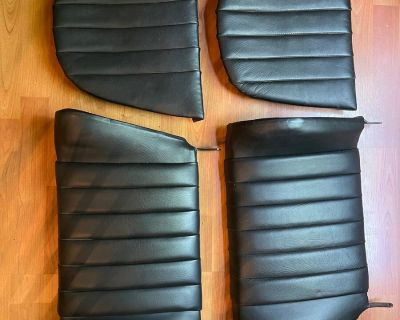 Rear seats from a 67