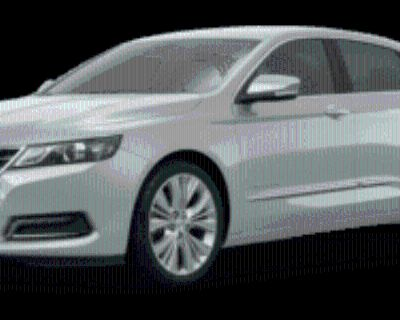 2016 Chevrolet Impala LTZ with 2LZ