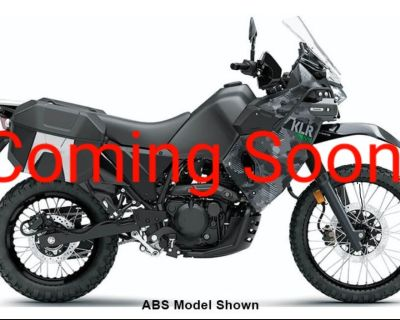 2022 Kawasaki KLR 650 Adventure Dual Purpose Evansville, IN