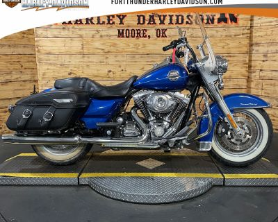 Pre-Owned 2010 Harley-Davidson Road King Classic FLHRC
