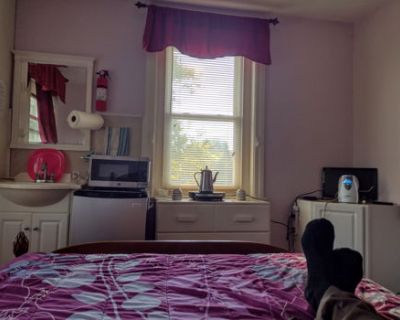 Furnished Room 2 with Private Bathroom Until inclu