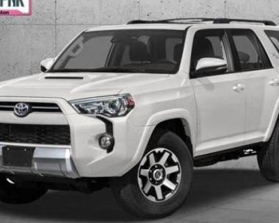 2021 Toyota 4Runner TRD Off Road