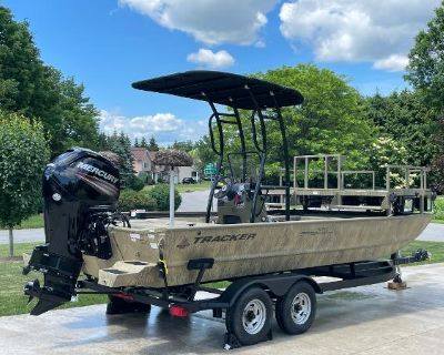 2019 Tracker Grizzly 2072 CC