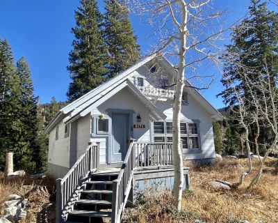 Sunflower Cottage (Formerly Nun's Cabin) - Steps Away From Brighton Lifts! - Salt Lake Mountain Resorts