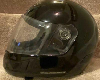 HJC CS-12Y Large Helmet Motorcycle, Go-Cart, Scooter, ATV, Dirt Bike, Motocross, or Snowmobile use)