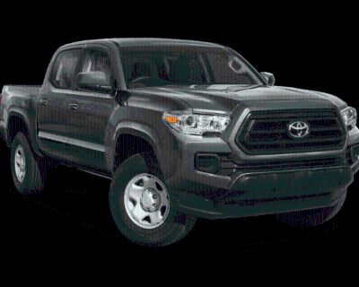 New 2021 Toyota Tacoma Limited Double Cab 5' Bed V6 AT (Natl)
