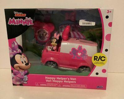 Minnie Happy Helper s Van RC..Brand New