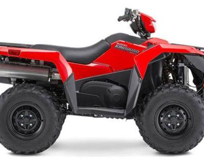 2021 Suzuki KingQuad 500AXi ATV Utility Osseo, MN