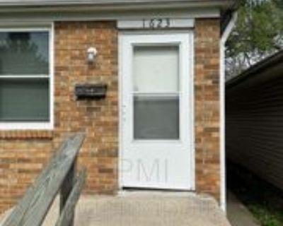 1623 N Gladstone Ave, Indianapolis, IN 46218 1 Bedroom Condo