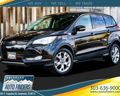 Used 2013 Ford Escape SEL