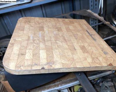 Sundial-EZ cargo door table
