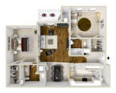 Landing at Willow Bayou Apartment Homes - Two Bedroom