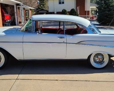 1957 Chevrolet Bel-Air 2-Door Hardtop Modified