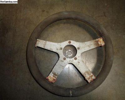 """Bug Grant 14"""" Steering Wheel 6/88"""
