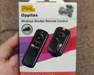 Wireless Shutter Remote Control for camera
