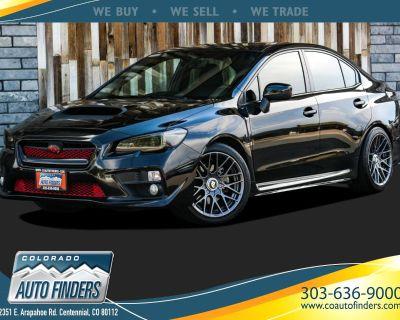 Used 2017 Subaru WRX Premium