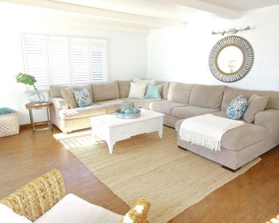 Barefoot Bungalow. Where Family Fun Begins. *Yep, only steps to beach :) - Cayucos