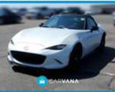 2016 Mazda Miata White, 18K miles