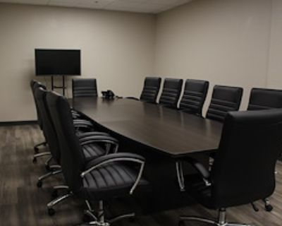 Private Meeting Room for 20 at Downtown Tower Executive Office Suites