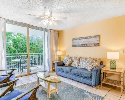 Updated Corner Condo W/shared Pool, hot Tub, Covered Parking -dogs ok - Key West