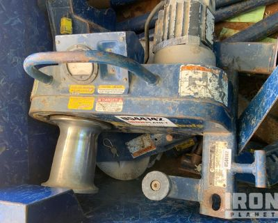 2012 (unverified) Current Tools 88 Electric Cable Puller