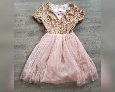 NWT Maniju sequin and tulle dress - 3XL