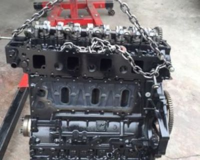 Isuzu Npr & Nqr New, Brand New Engine 4he1 And 4hk1 Diesel Engine