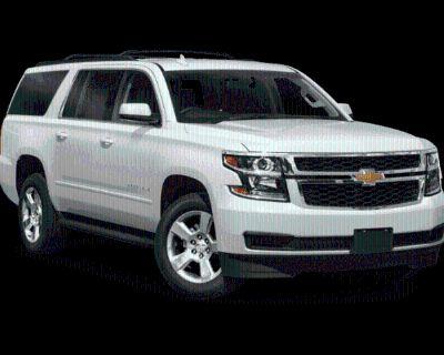 Pre-Owned 2019 Chevrolet Suburban LT RWD 4D Sport Utility
