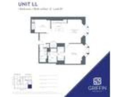 THE GRIFFIN CENTER CITY - LL 1 Bedroom 1 Bath/Den-ADA