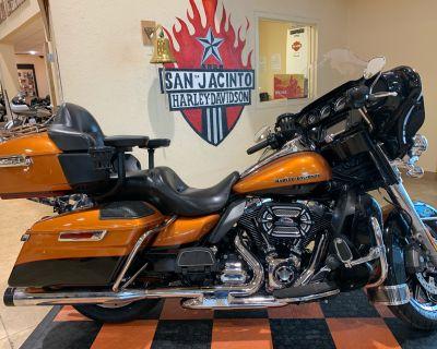 2014 Harley-Davidson ELECTRA GLIDE ULTRA LIMITED Bagger Pasadena, TX