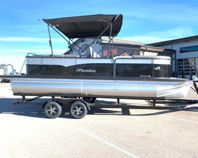 2021 Manitou 21 Aurora LE RF Pontoon Boats Rapid City, SD