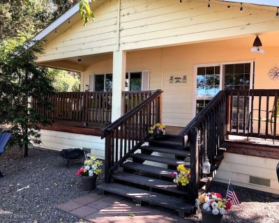 Lutz's Lakefront Home, Private Beach, Family/pet Friendly, Kayaks/paddle Boat - Lake County