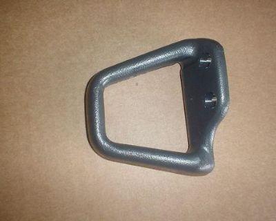 93-96 Camaro Firebird Seat Belt Guide Graphite Lh
