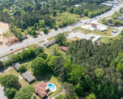 7+ Acres Redevelopment Land for Sale