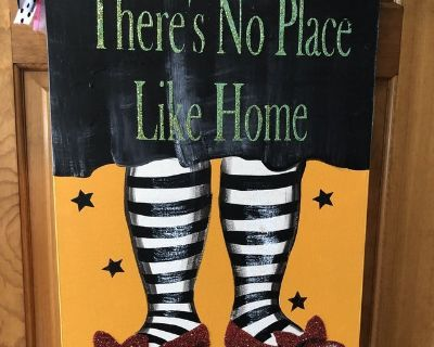 There s No Place Like Home Canvas Wizard of Oz Artwork