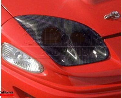 Cbk Carbon Fiber Kaz Headlight Housings Mitsubishi 3000gt 94-98 Usa Based