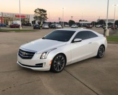 2018 Cadillac ATS Premium Performance