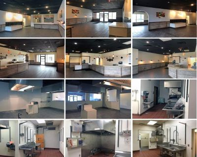 Nicely Appointed Restaurant/Quick Food Space for Lease - 2 Vent Hoods - Stillwater