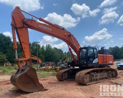2017 (unverified) Hitachi Zaxis ZX470LC-6 Track Excavator
