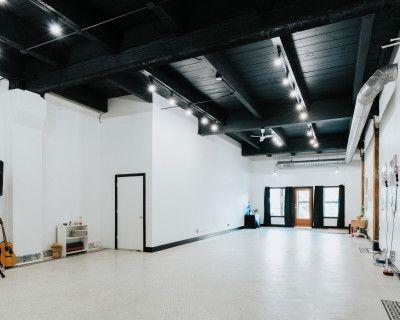 1200-Sq.ft All-Inclusive Production Studio in Downtown Tacoma, Tacoma, WA