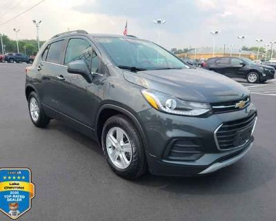 Used 2018 Chevrolet Trax FWD 4dr