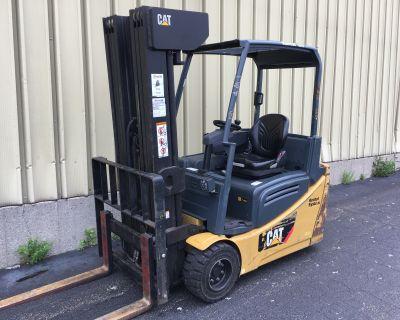 2014 CAT Lift Trucks 2ET4000